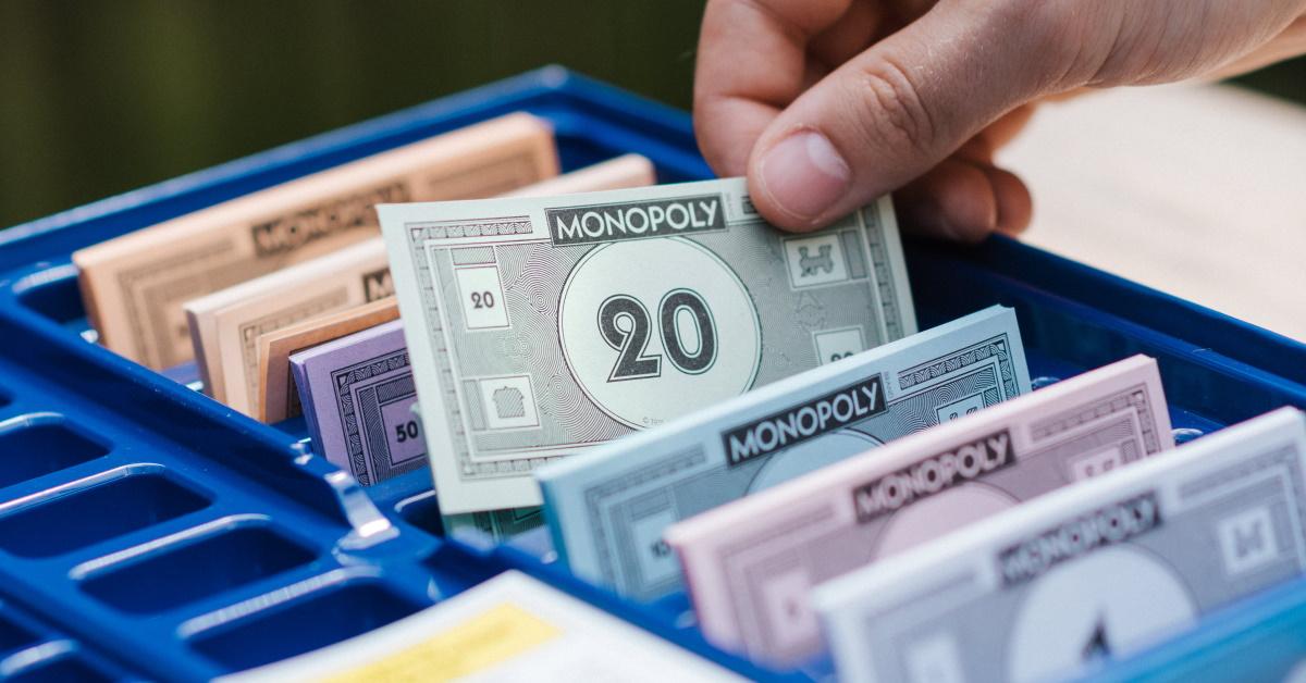 dinero del monopoly